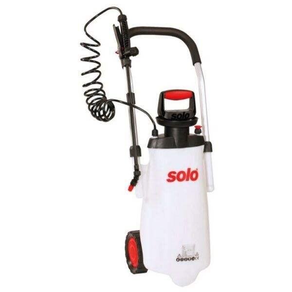 Solo 453 kerekes, pumpálós permetező 11 Liter